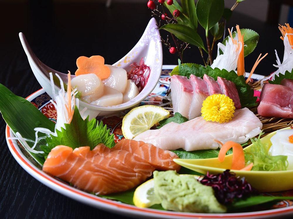 肉・魚・鍋 Dai黒 お刺身