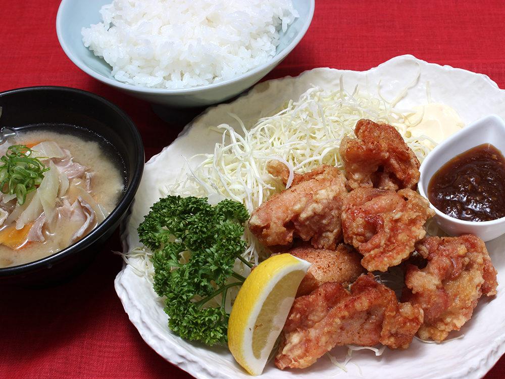 肉・魚・鍋 Dai黒 唐揚げ